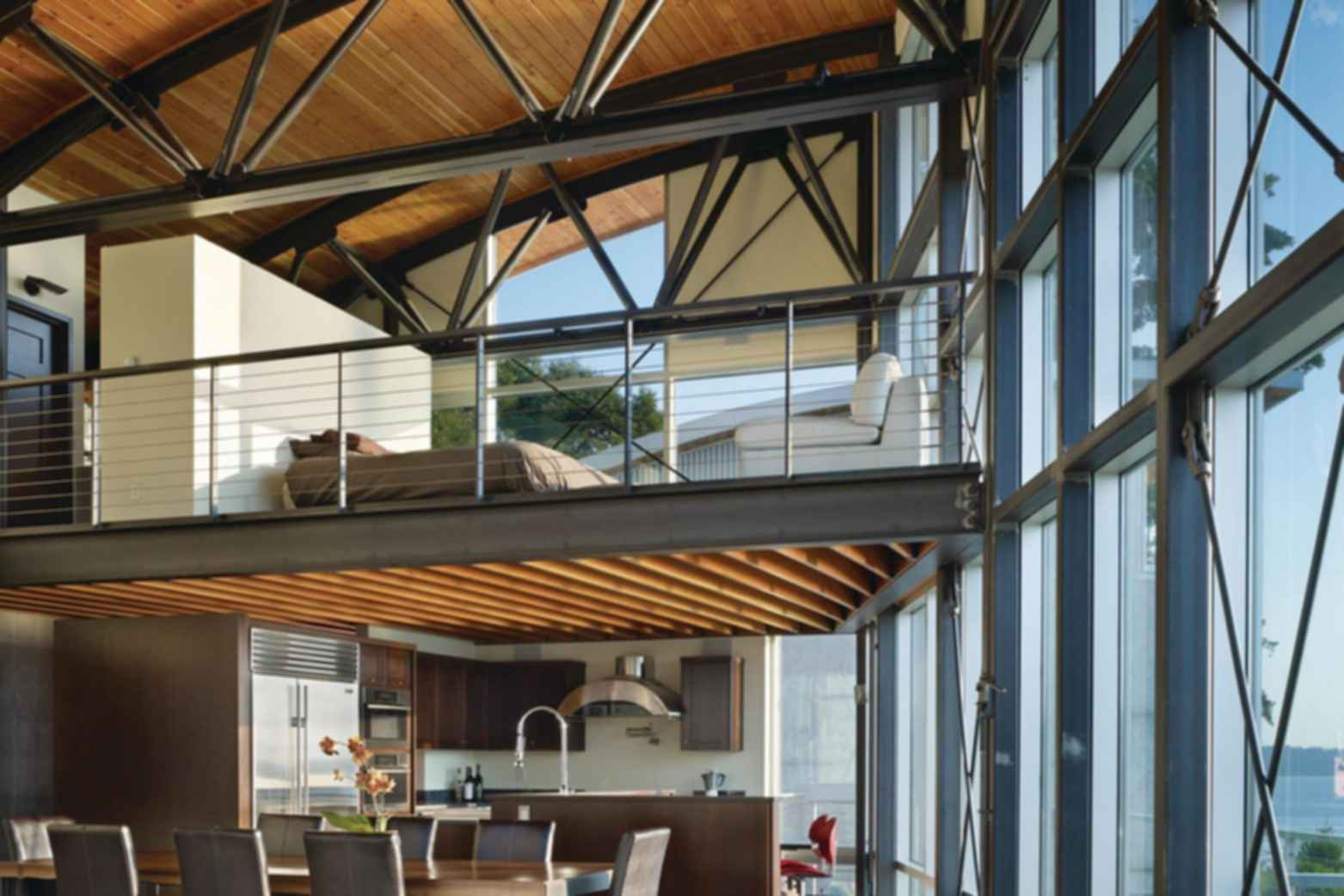 West Seattle Residence - Interior
