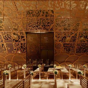 Ana Crowne Plaza Chapel - Interior/Walls
