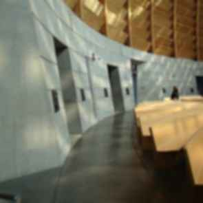Cathedral of Christ the Light - Interior