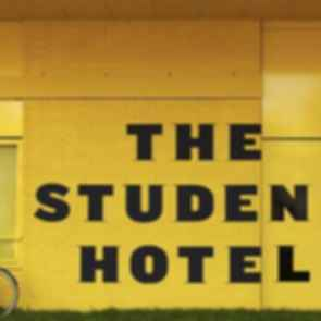 The Student Hotel - Exterior/Art
