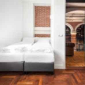 Hotel Not Hotel - Bedroom