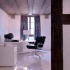 Vorstadt 14 / Rough Luxe - Interior/Office