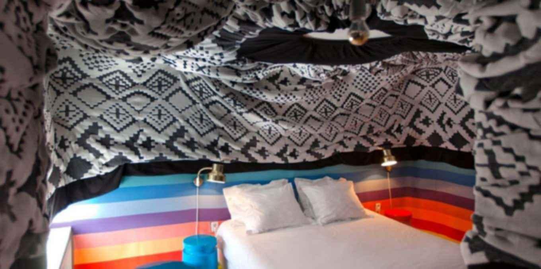 Hotel the Exchange - Bedroom