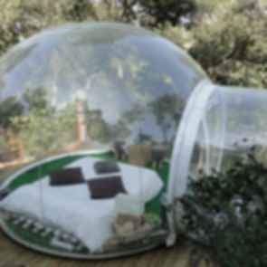 Attrap' Reves Hotel - Bubble Bedroom