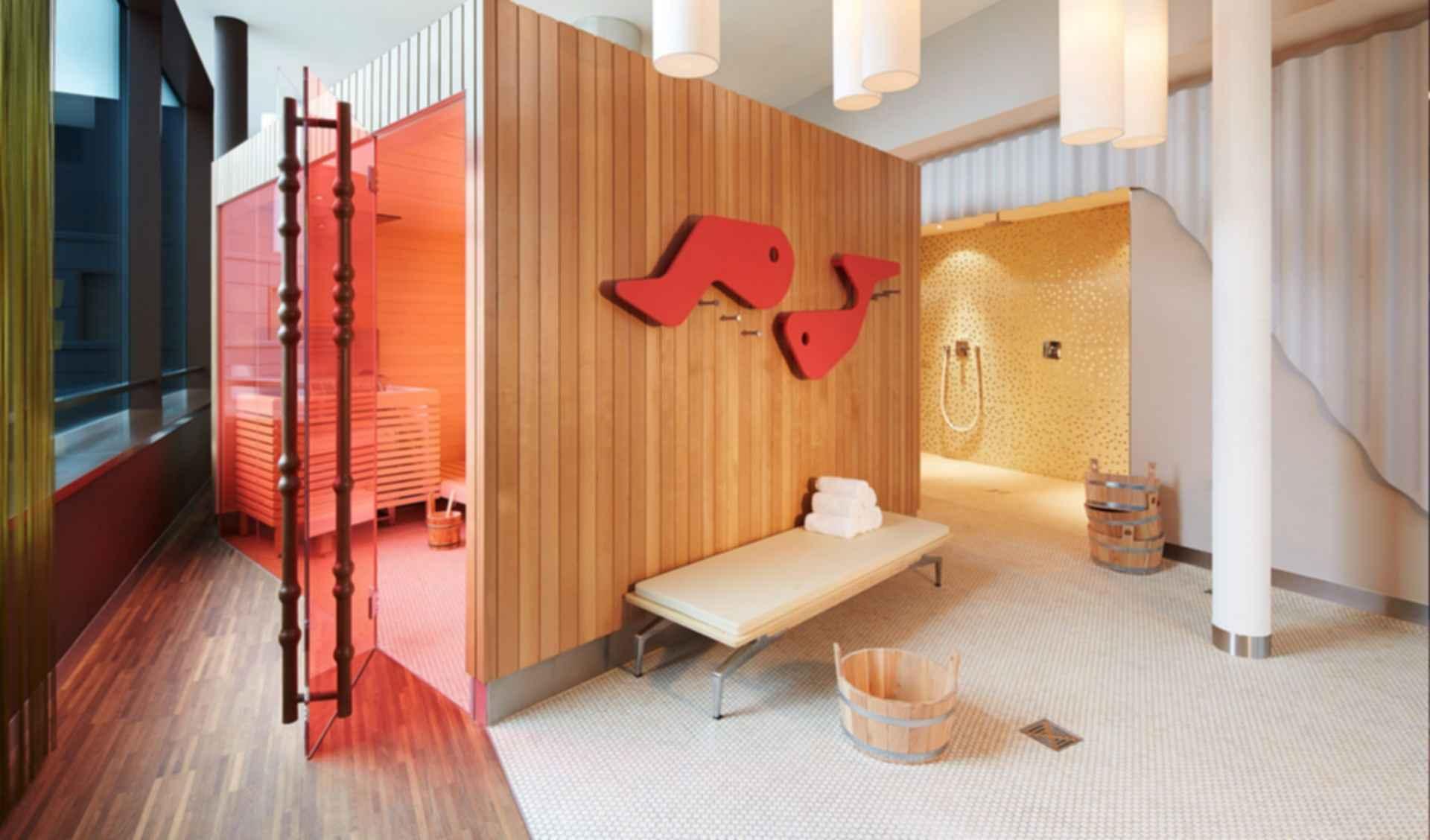 25hours Hotel Zurich West - Bathroom