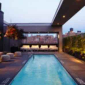 La Piscine at Hotel Americano - Pool Area