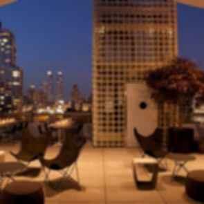 La Piscine at Hotel Americano - Seating Area