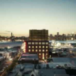The Ides Wythe Hotel - View from Rooftop