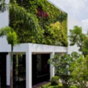 Thao Dien House - Exterior