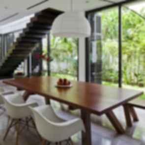Thao Dien House - Interior