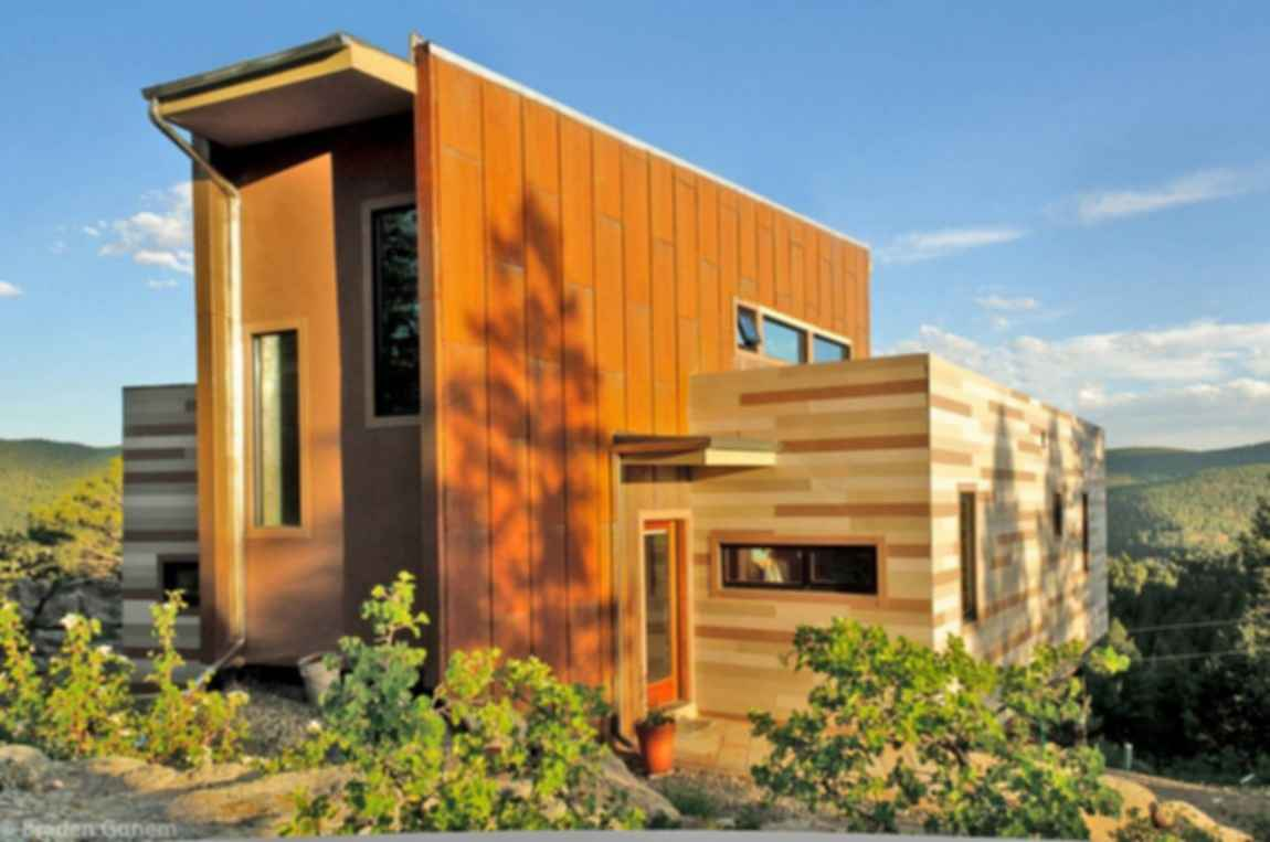Container House 2 - Exterior