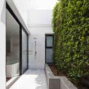 Thao Dien House - Outdoor Shower