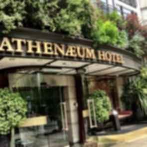Athenaeum Hotel - Exterior/Entrance