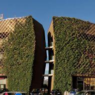 Centro Direzionale Forum - Exterior