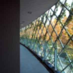 Centro Direzionale Forum - Interior Walkway