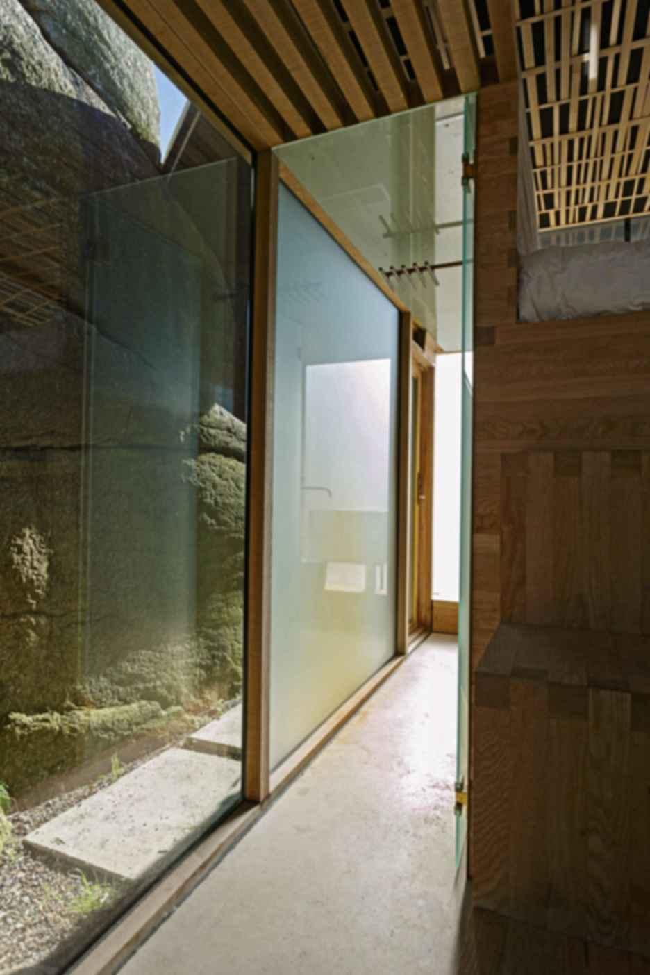 Cabin Knapphullet - Interior/Hallway