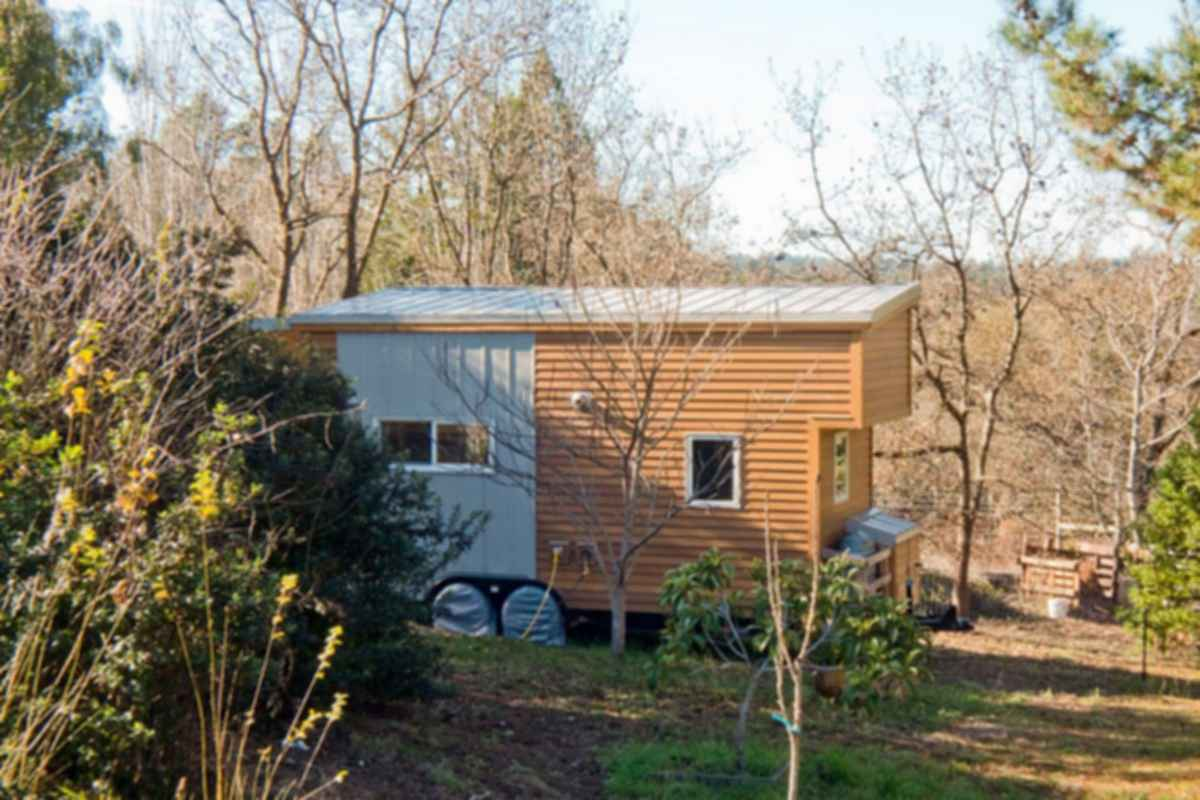 Tiny House Project - Exterior