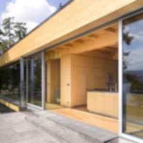 Gulf Islands Residence - Exterior/Interior