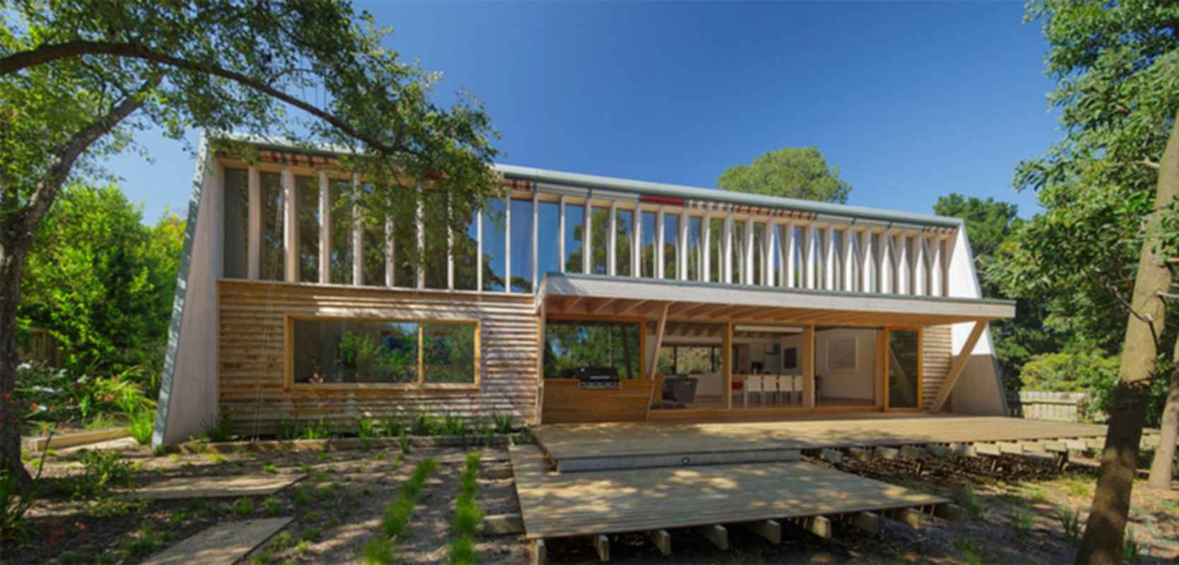 Sommers Beach Home - Exterior
