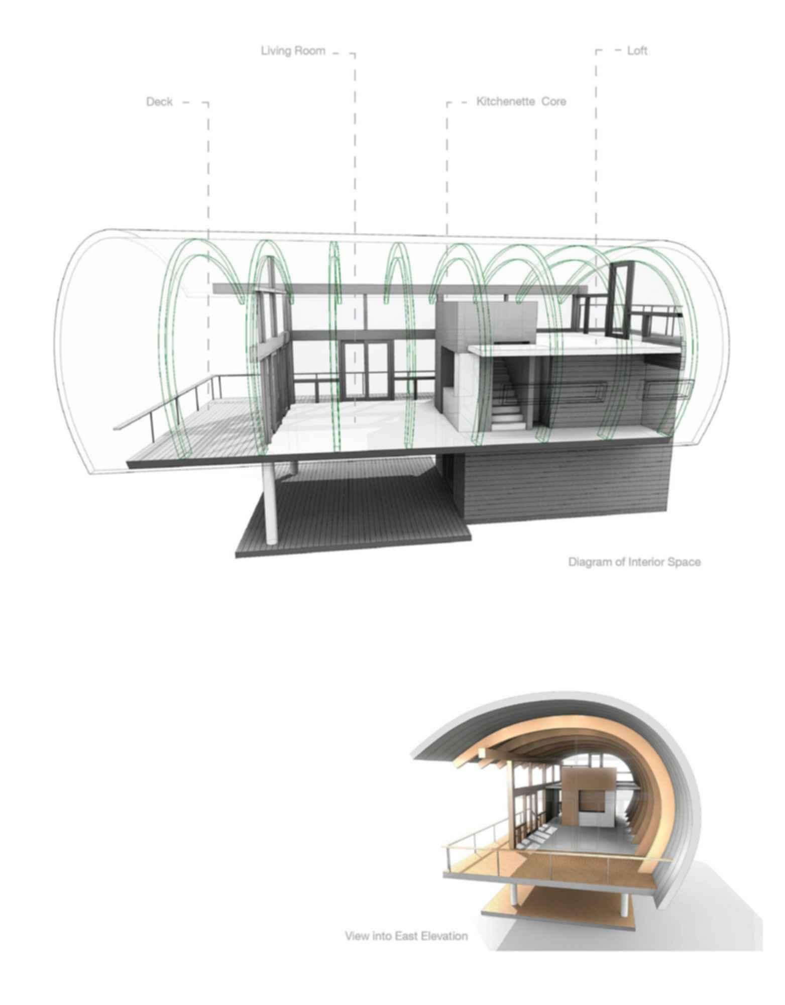 Casey Key Guest House - Concept Design
