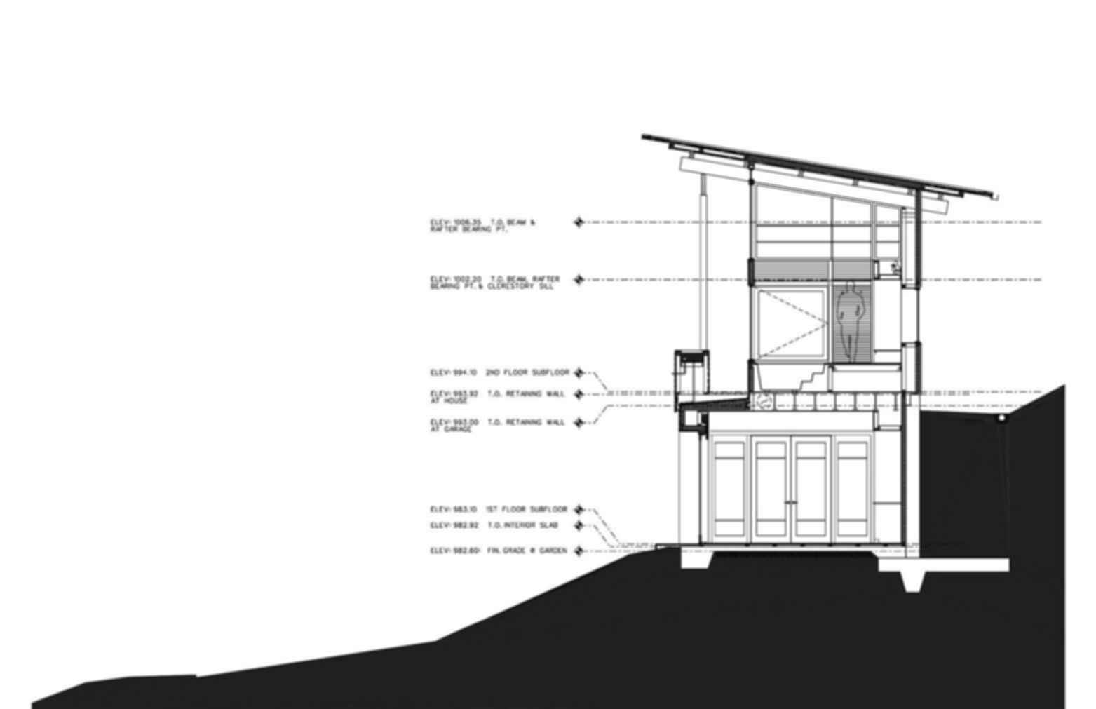 Greenland Road Residence - Concept Design