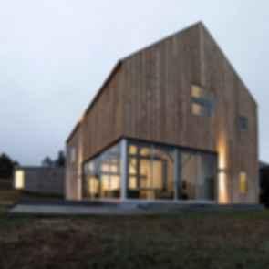 Sebastopol Barn House - Exterior