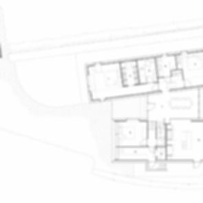 Bourne Lane House - Floor Plan
