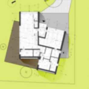 Two Barns House - Floor Plan