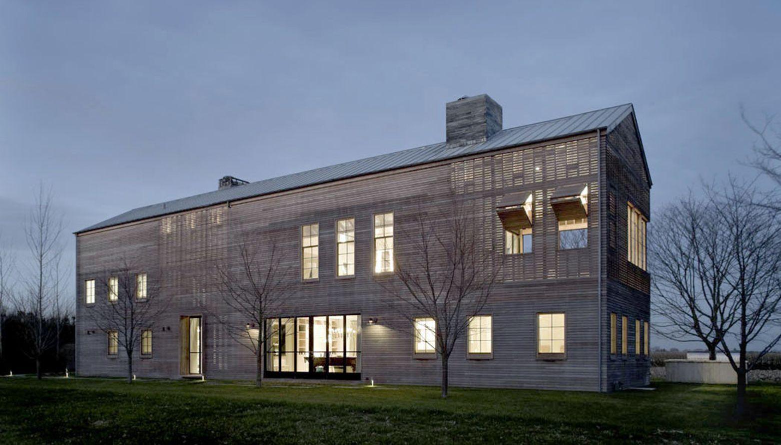 Louver House Barn Conversion