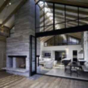 Louver House, Barn Conversion - Interior/Lounge
