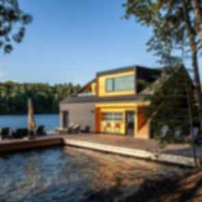 Lake Joseph Boathouse - Exterior/Landscape