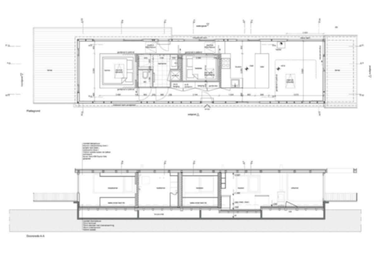 Dreamcatcher Haus - Floor Plan