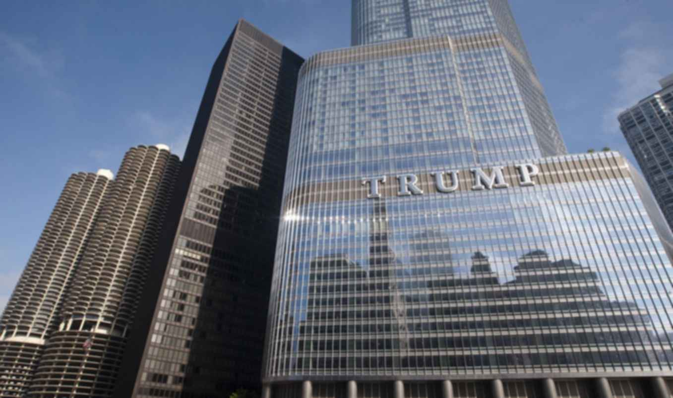 Trump International Hotel and Tower, Chicago - Exterior
