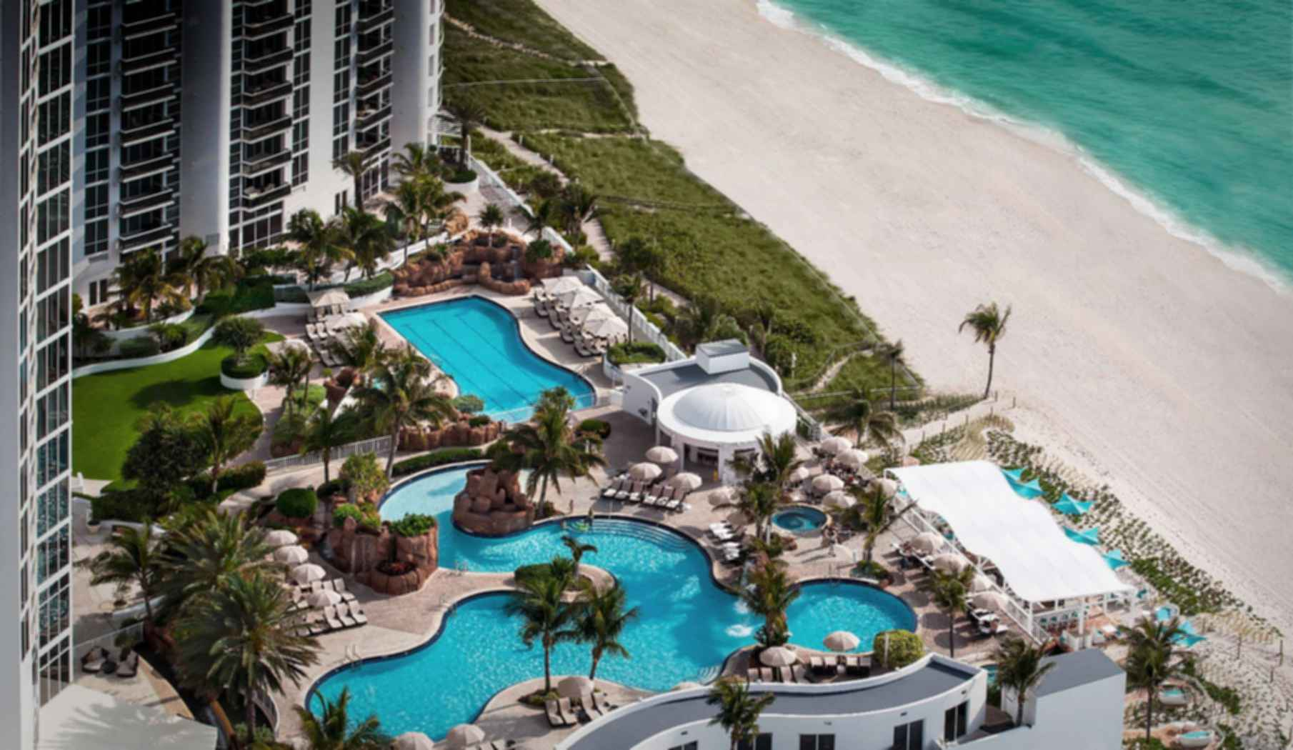 Trump International Beach Resort, Florida - Exterior/Pool