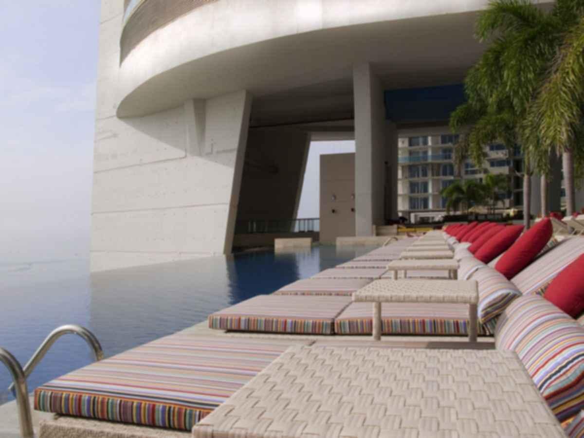 Trump Ocean Club International Hotel and Tower, Panama - Pool