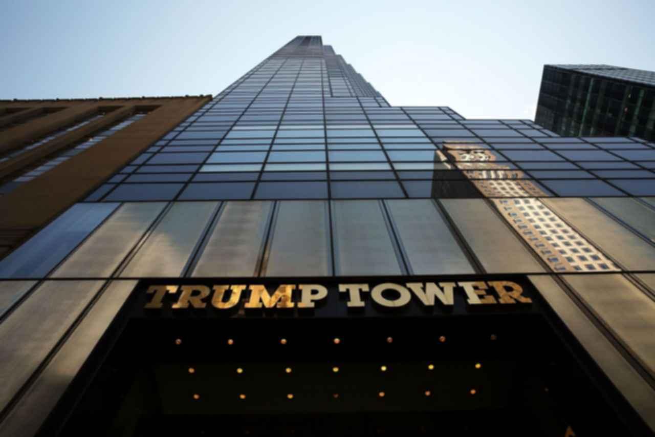 Trump Tower - Fifth Avenue, New York City - Exterior