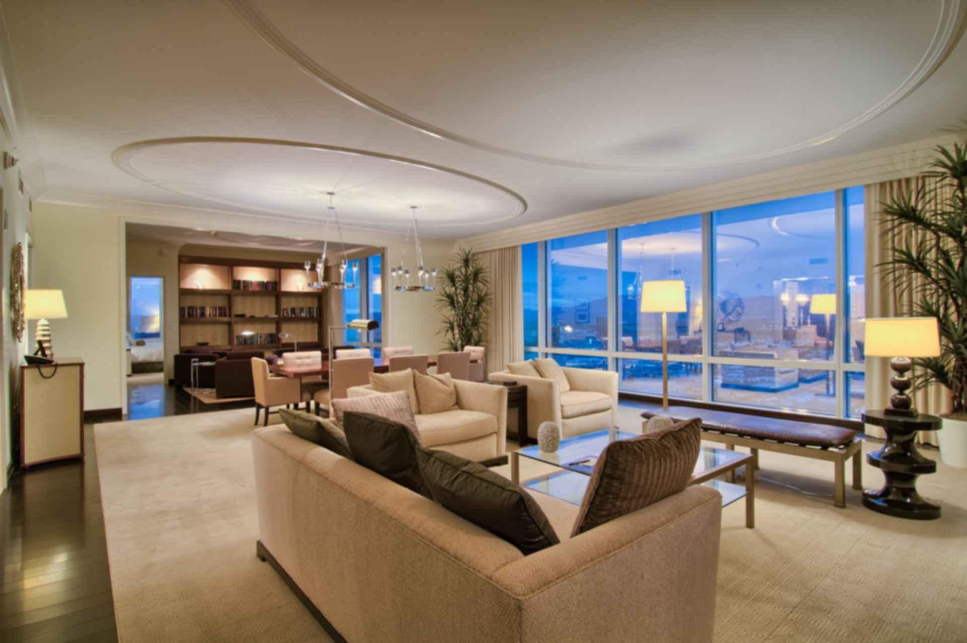 Trump International Hotel, Las Vegas - Interior/Lounge