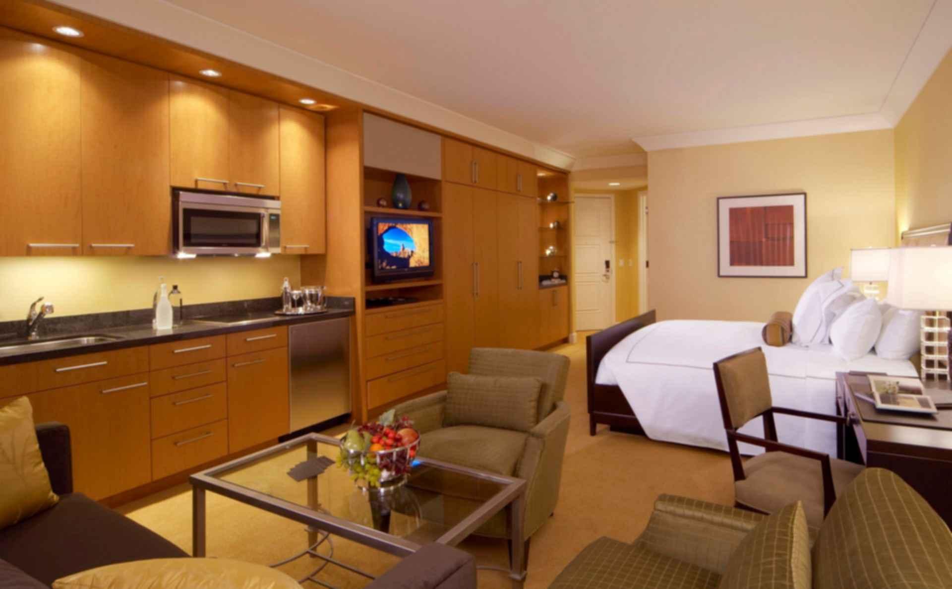 Trump International Hotel, Las Vegas - Hotel Room