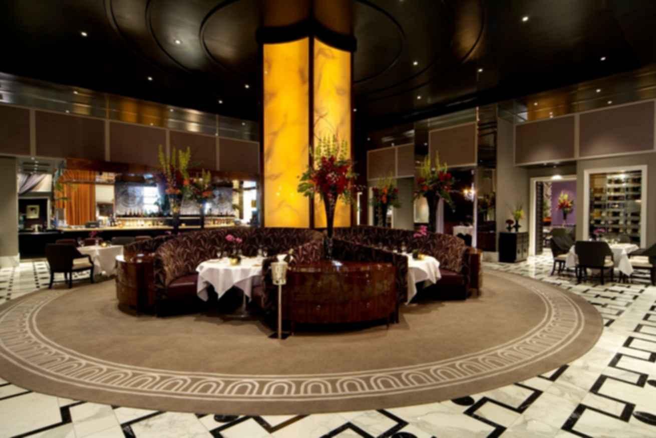 Trump International Hotel, Las Vegas - Interior/Dining Room