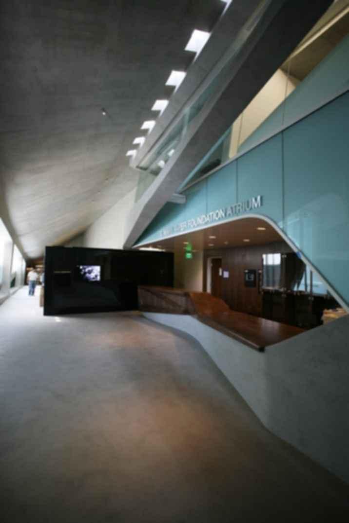 Los Angeles Museum of the Holocaust - Interior