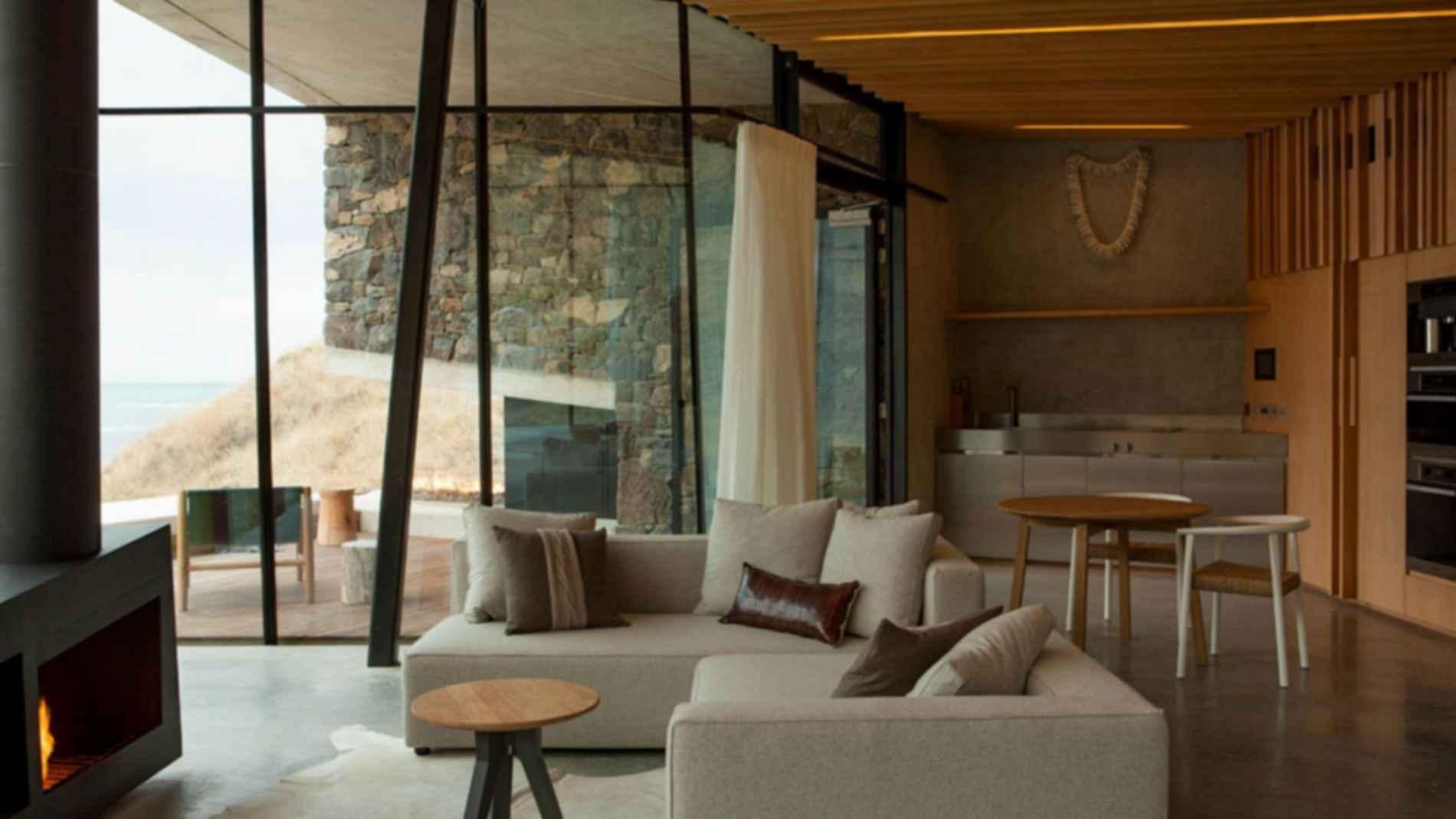 Seascape Retreat - Lounge