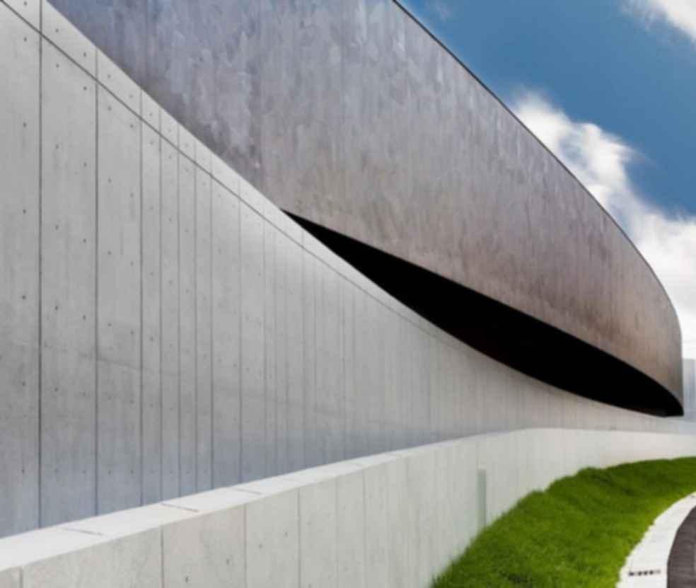 Hoki Museum - Exterior