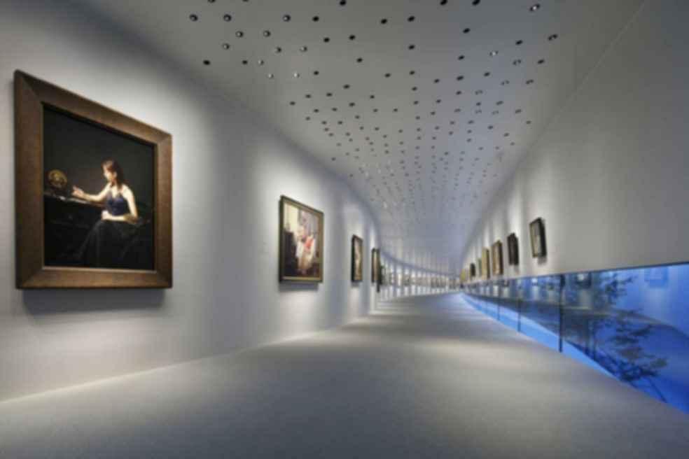 Hoki Museum - Interior