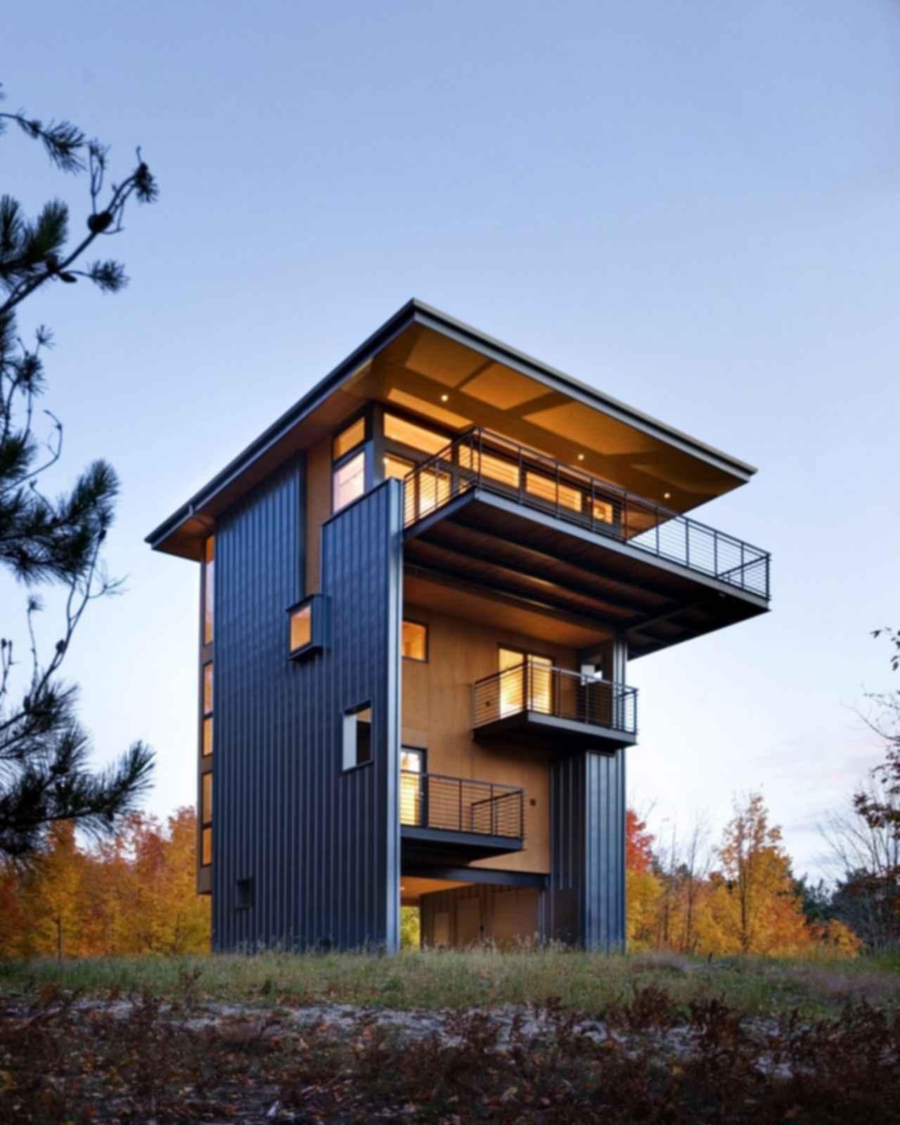 Glen Lake Tower - Exterior