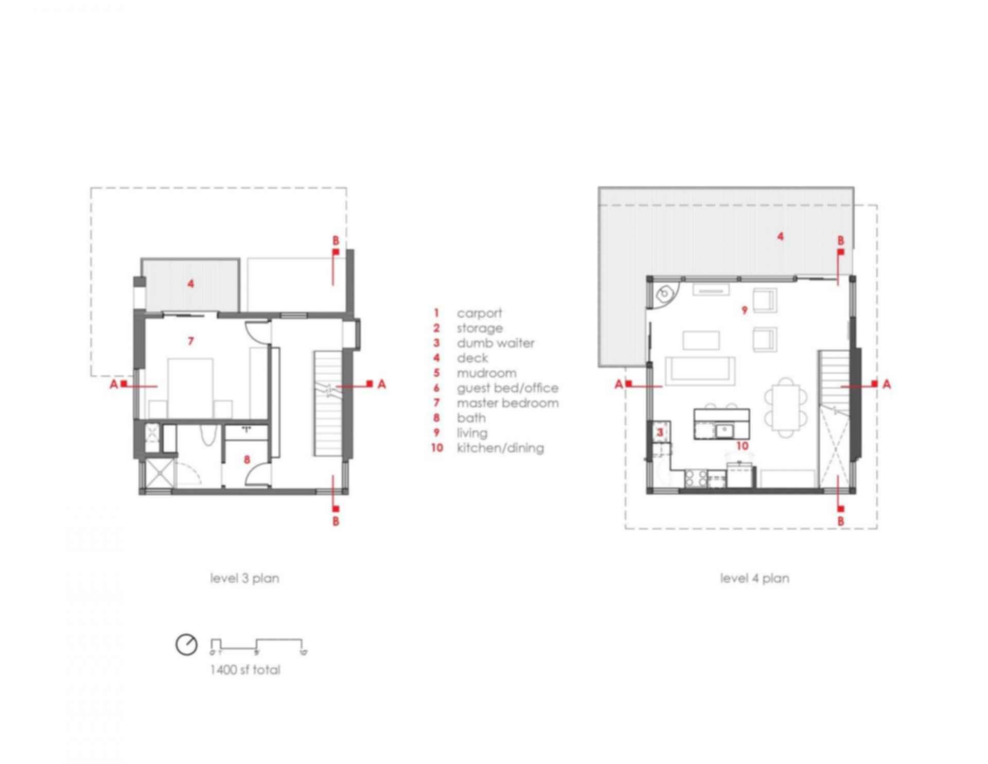 Glen Lake Tower - Floor Plan