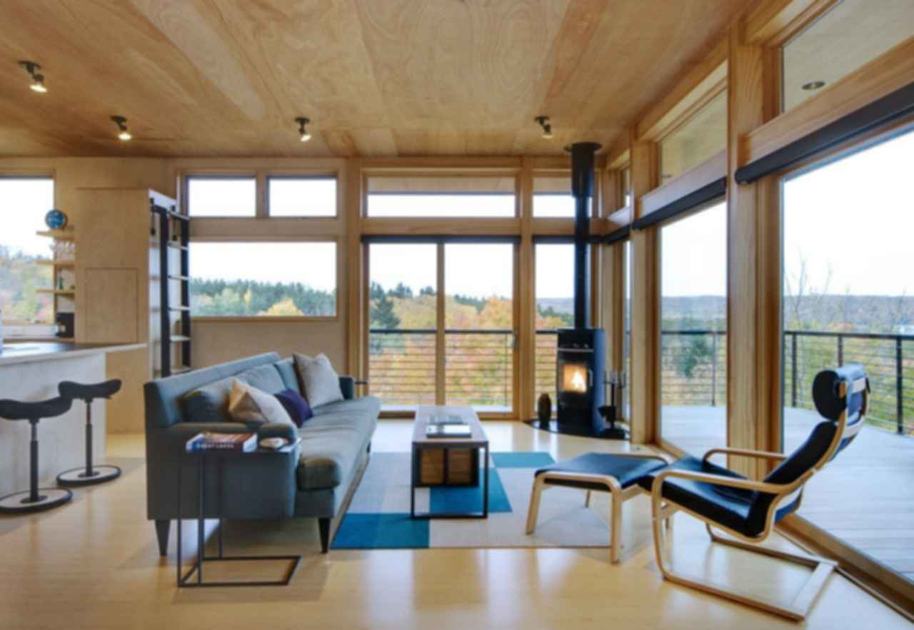 Glen Lake Tower - Lounge