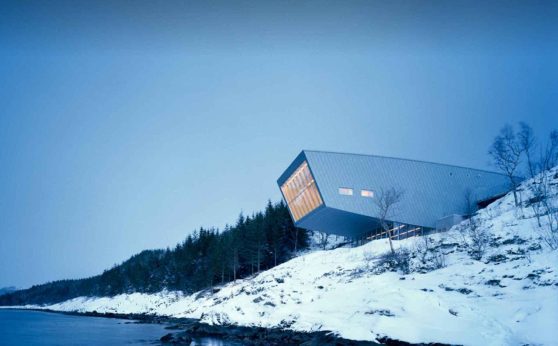 Petter Dass Museum - Exterior