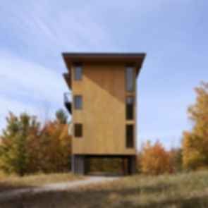 Glen Lake Tower - Exterior