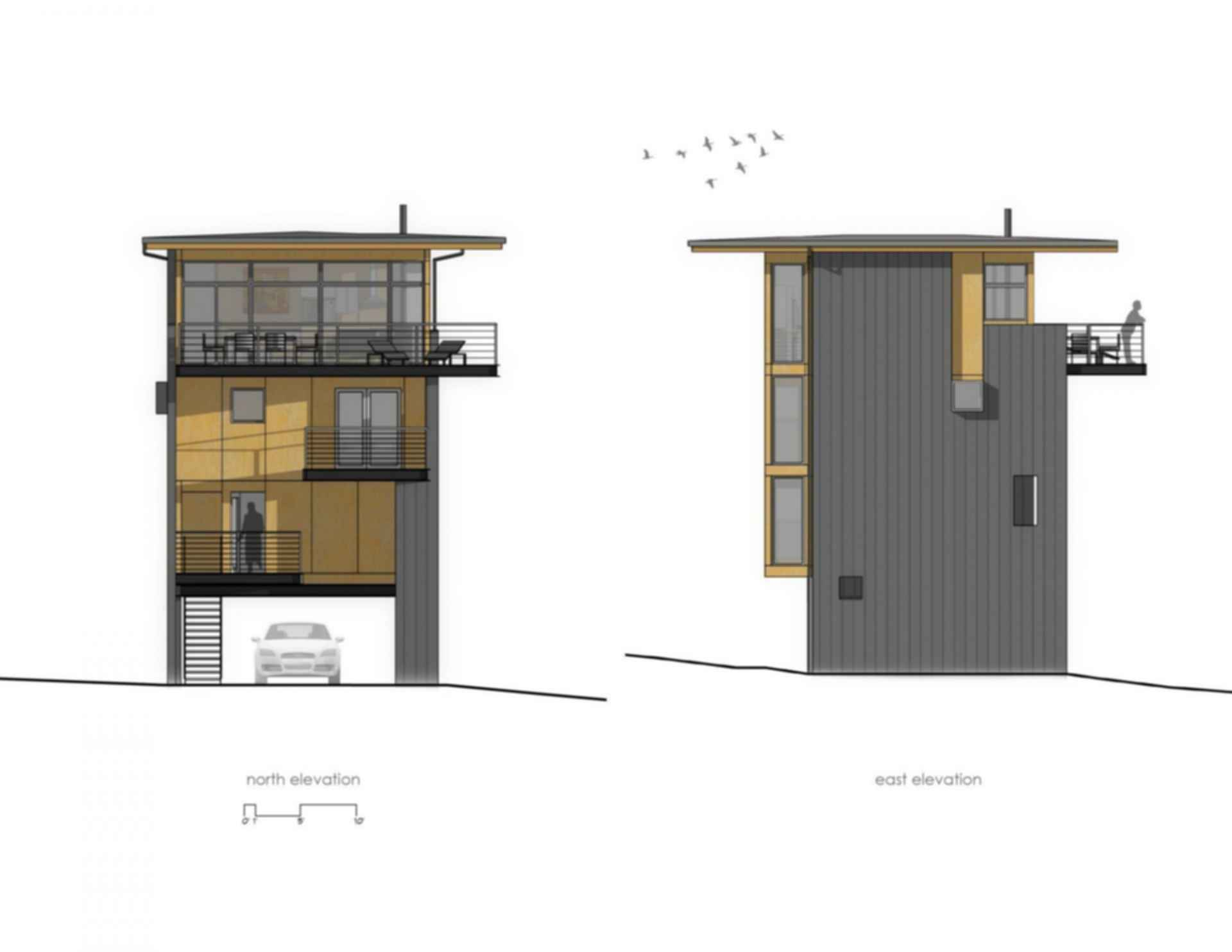 Glen Lake Tower - Concept Design