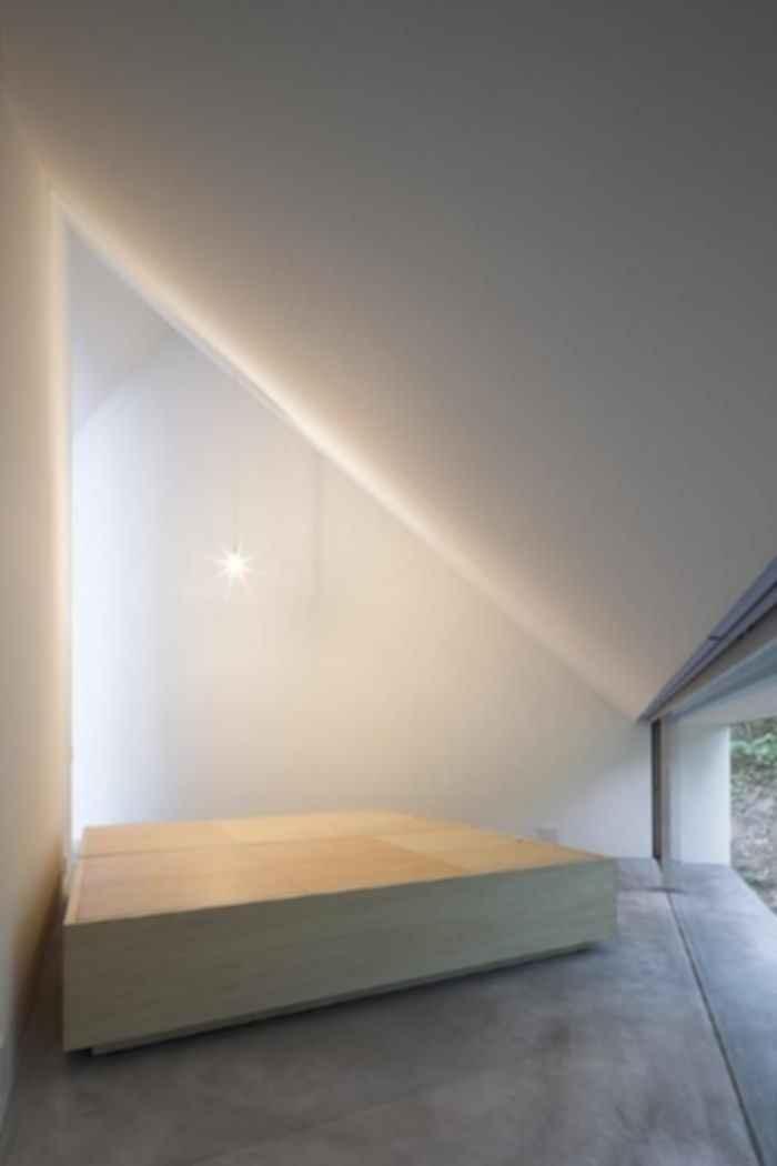 Forest Bath House - Interior